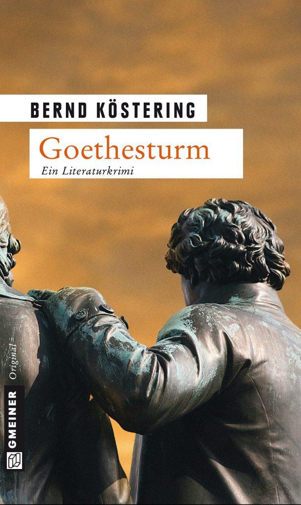 chcover Goethesturm, Bernd Köstering