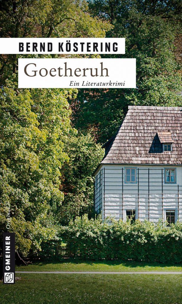 chcover Goetheruh, Bernd Köstering