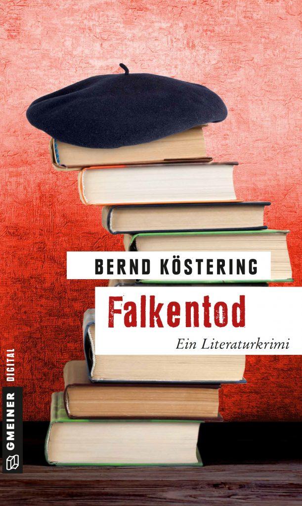 Buchcover Falkentod, Gmeiner Verlag, Bernd Köstering